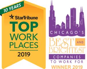 Salo wins top workplace award