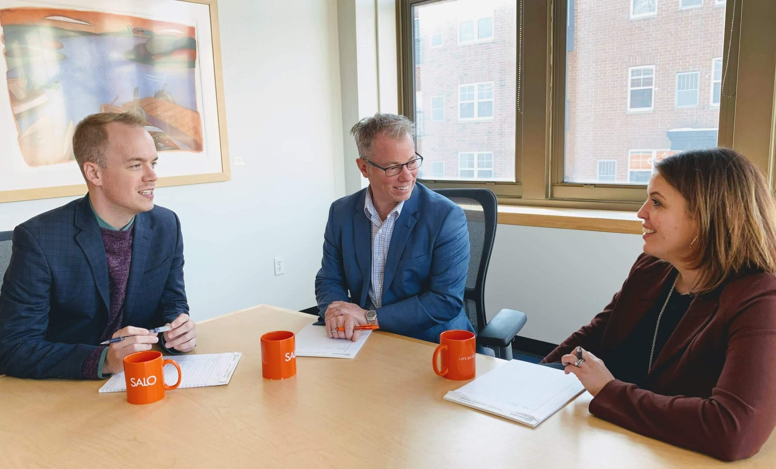 Consultant integrate into client team