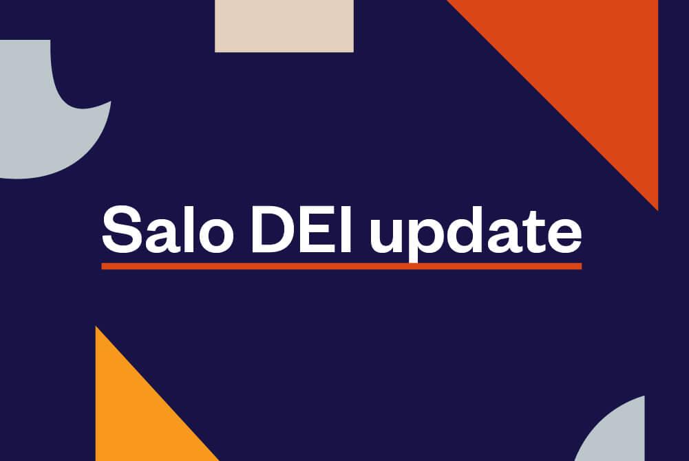 Salo DEI Updates